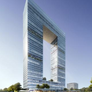 The Qingdao Frame
