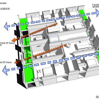 Nanjing Residential Area