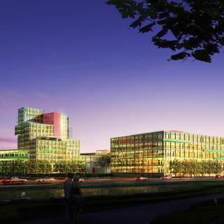 Wuzhong Headquarters Office Park