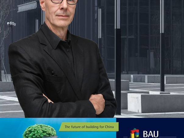 BAU China interview with Thomas Fritzsche
