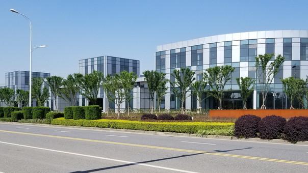 Sino-German Industrial Park in Changxing/Zhejiang