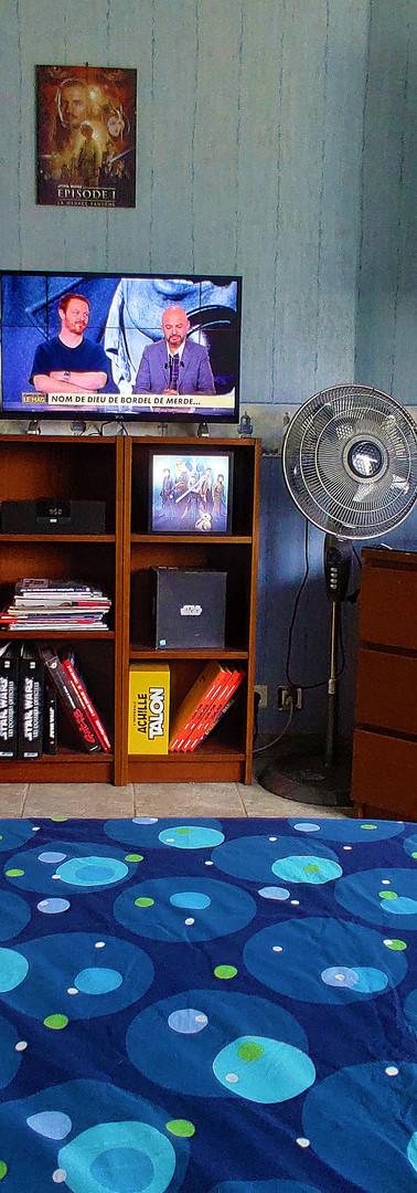Télévision et lecture