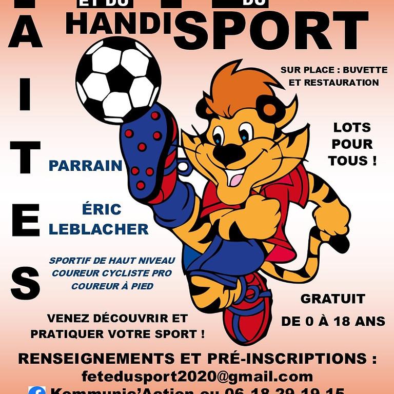 Fête du Sport et du Handisport 2020