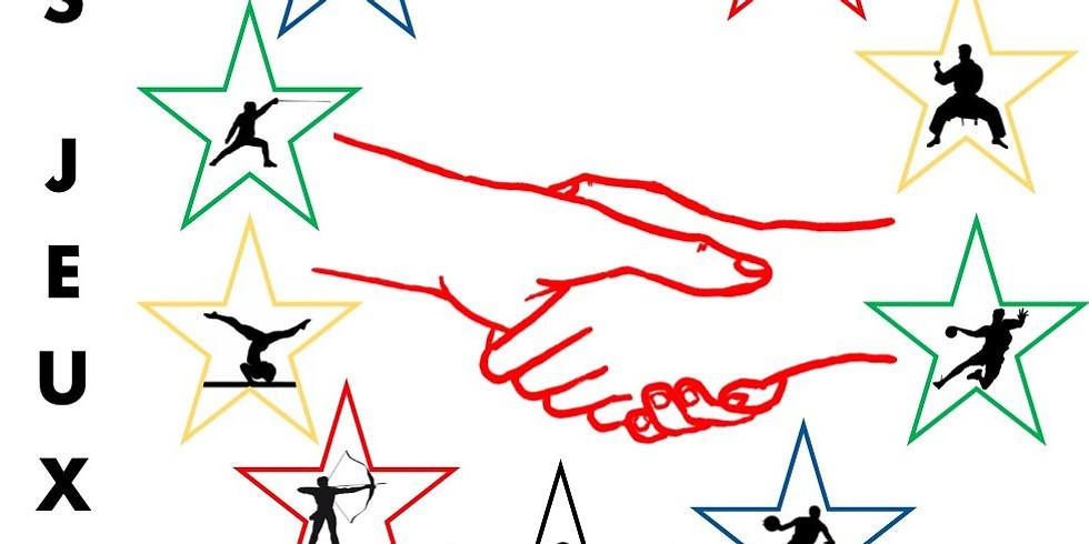Jeux de la Fraternité du Pays Houdanais