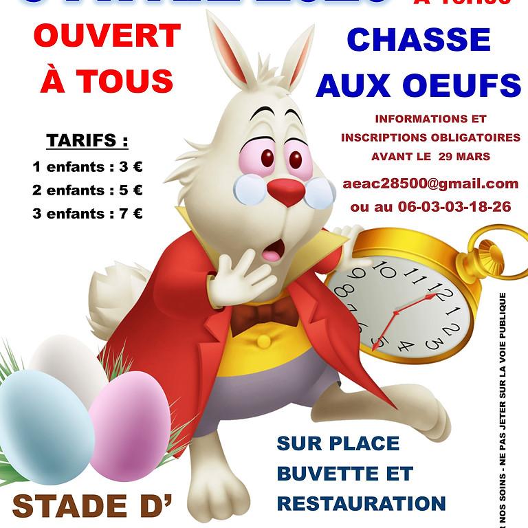 CHASSE AUX OEUFS (organisée par l'AEAC)