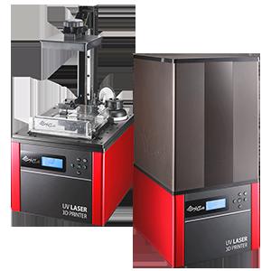 xyz nobel SLA 3D printer