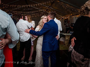 Albany Dj Dan Farm Wedding
