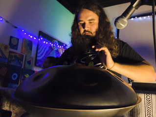 From Handpan to Hang Drum: An Interview With Stevan Morris, Founder of Hamsa Handpans