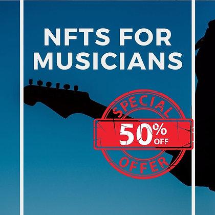 NFTs for Musicians Course