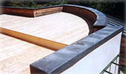 Etanchéité terrasse bois