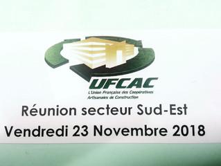 Réunion de secteur UFCAC