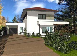 Nouveau projet maison neuve MONTBONNOT ST MARTIN ...