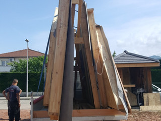 Rénovation du refuge d'Aiguebelle ...