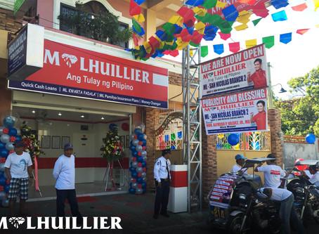 M LHuillier - Self-Service Bank Kiosk