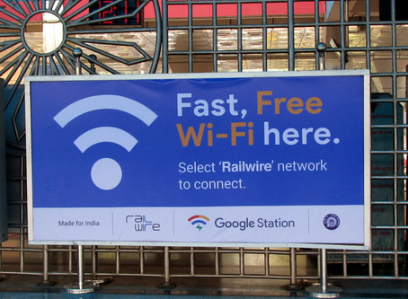 Web Beacons Showing Success at Railway Stations in India