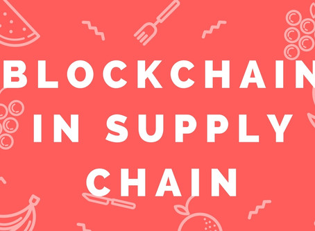 Alibaba Trials Blockchain for Supply Chain Usage