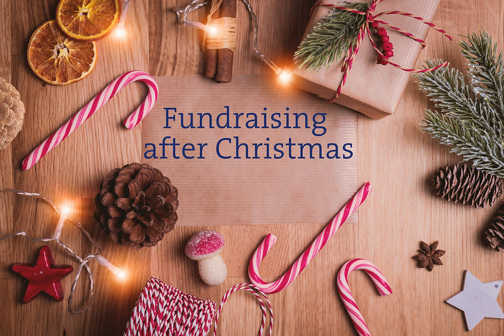 Fundraising at Christmas