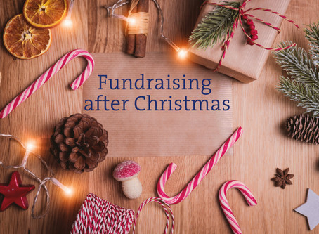 How To Sustain Your Fundraising Momentum After Christmas