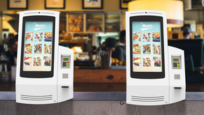 Self-Service Ordering Kiosks in High Demand.