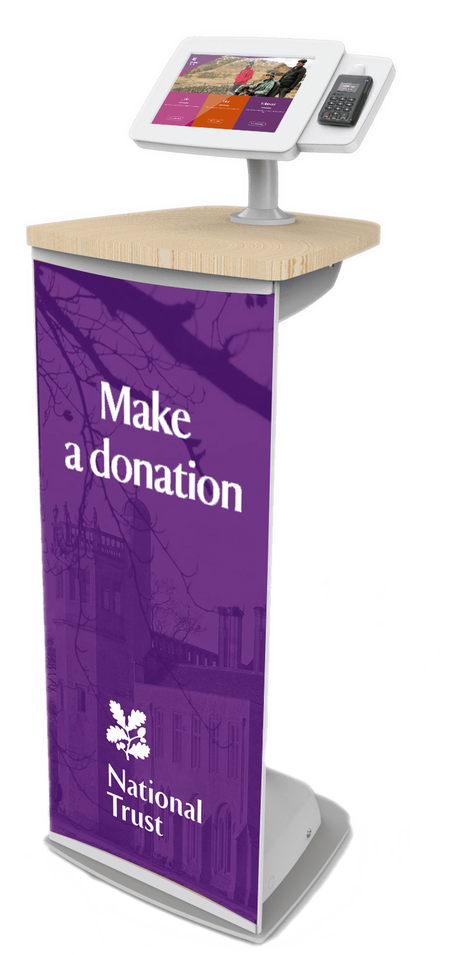 Maxi Donation Station - National Trust