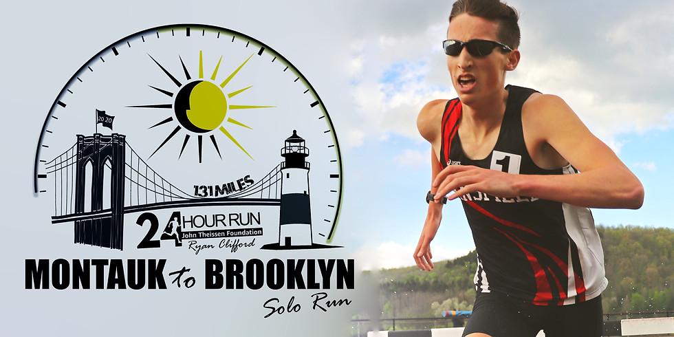 Montauk to Brooklyn Solo Run