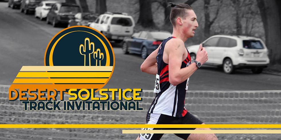 Desert Solstice 100 Mile Track Invitational
