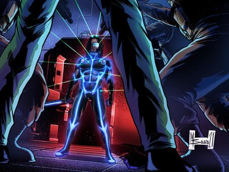 Updates on our Cyber Ninja Hero!