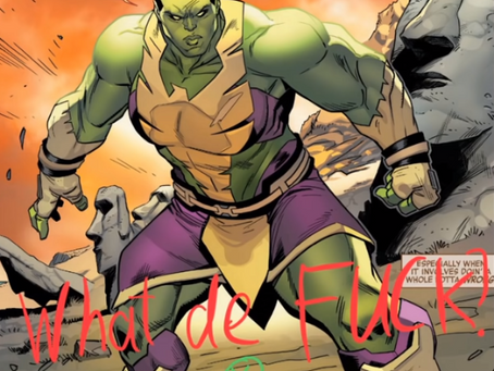 10 Reasons Why Mainstream Comics are Failing