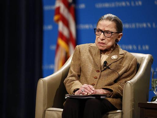 Ruth Bader Ginsburg Dies of Covid, Riots Ignite
