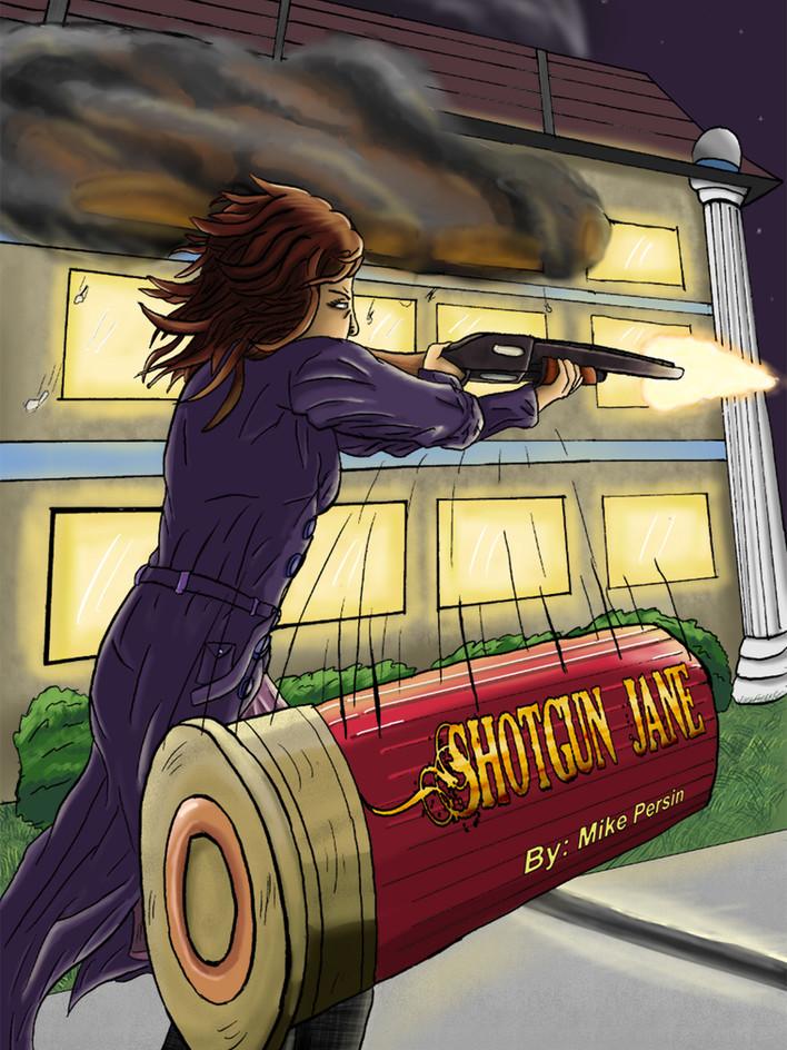 Shotgun Jane
