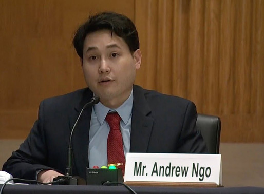 Andy Ngo Moved to Nature Preserve as Rare Breed of Journalism now an Endangered Species