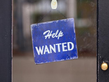 No one wants to work. Here's why.