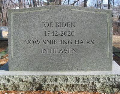 Biden Passes away right before nomination, Leaving Kamala Harris as President Elect
