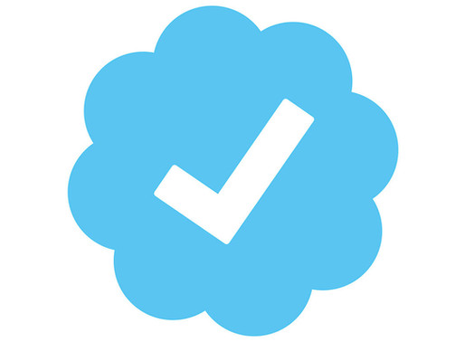 "CDC Now Labels Twitter's ""Blue Check"" a Disease"
