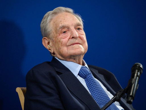 George Soros dies before he could be Ruler of Earth.