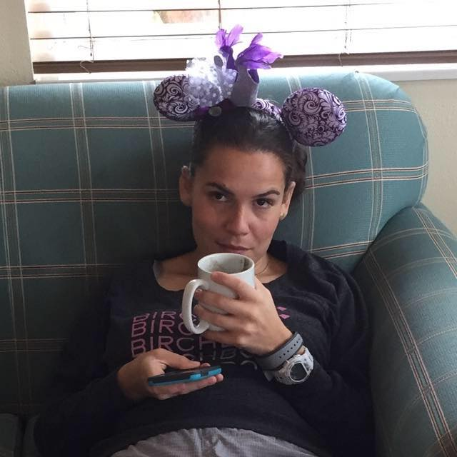 Disney 1/2 Marathon - Feb 2015