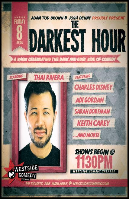 Darkest Hour April 2016