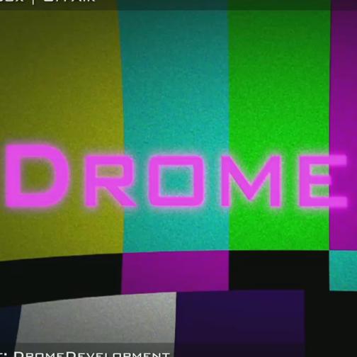 Drome Box Logo