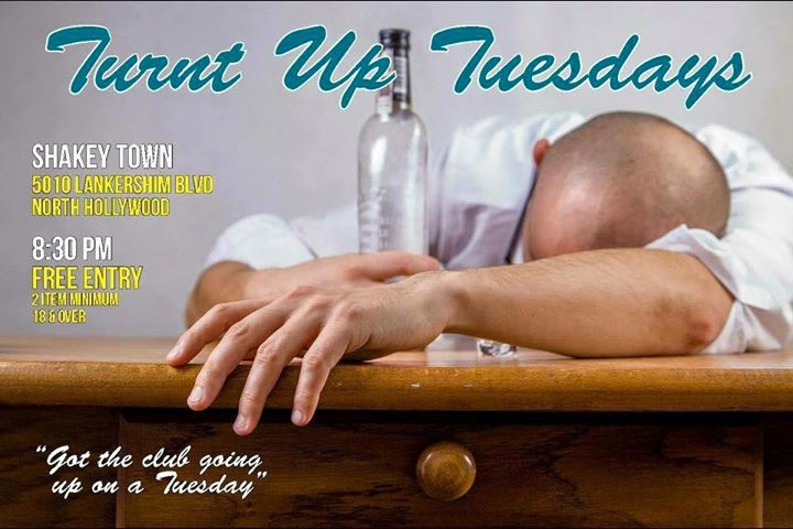 Turnt Up Tuesday - May & Jun 2015
