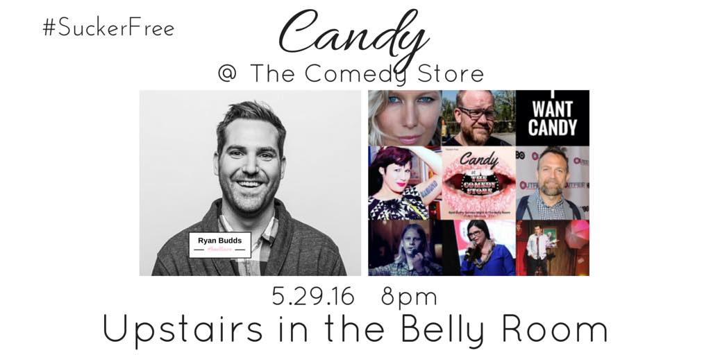 Candy at Comedy Store