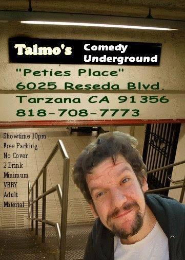 Tarzana Underground @ Petie's Place