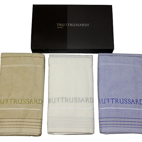 Полотенца Trussardi