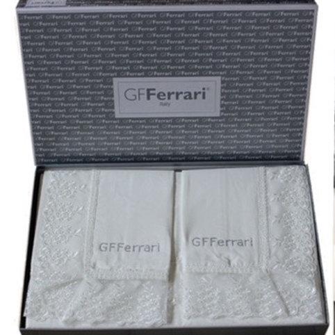 Постельное белье евро GF FERRARI (Италия) Артикул: Франко
