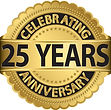 celebrating-25-years-anniversary-golden-