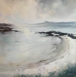 Dawn, Traigh Beaches-II,-50-x-50-cm