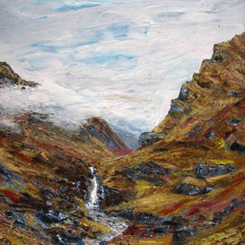 Waterfalls, Glenetive