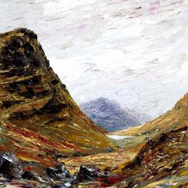 Loch Achatrioctan, Glencoe