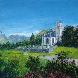 Dalmally Church, Argyll
