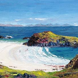 Grabh Eilean Beach, Scoor, Isle of Mull2