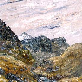 Stob Coire nan Lochan, Glencoe